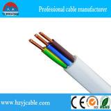 Электрическим обшитый проводом обшитый PVC проведения меди провода