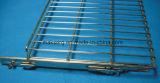 Suporte de aço deslizante ajustável antiferrugem padrão do forno do FDA