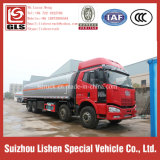 8*4 기름 Tank Truck Fuel Tanker Vehicle 30t FAW Fuel Tanker Truck