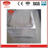Strato iperbolico modellante di alluminio del piatto dell'arco del comitato del singolo rivestimento (Jh150)