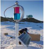 generatore di vento verticale 1000W sulla montagna