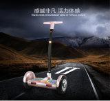 Mini motorino elettrico dell'Auto-Equilibrio con la maniglia