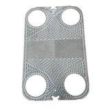 Flujo o alfa oculta Laval Ts20m de la placa para el cambiador de calor (puede substituir la alfa Laval)