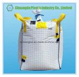 伝導性FIBC大きい袋の帯電防止PPによって編まれるバルク袋