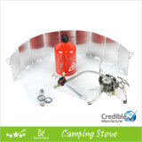 Oil spaccato Burner con Fuel Bottle