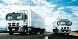 Isuzu Dump/Tipper Truck 6X4