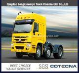 De Vrachtwagen van de Tractor van het Wiel 420HP van Sinotruk HOWO 10 voor de Markt van Afrika
