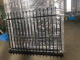 La rete fissa tubolare della guarnigione di obbligazione riveste il germoglio di pannelli unito della polvere nera della macchia di 2400mm x di 2100mm
