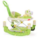 Silikon dreht hübschen Baby-Wanderer mit reizende Spielwaren-neuem Art-Baby-Wanderer