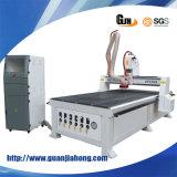 Hout, Acryl, Metaal, CNC van de Machine van de Gravure van de Reclame Router