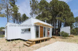Casa montata facile del contenitore del blocco per grafici d'acciaio con il salone