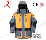 겨울 (QF-9080A) 동안 방수 바다 낚시 누비질된 재킷