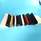 Твердый тип прокладка резины u запечатывания погоды уплотнения двери