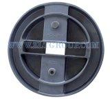 Pumpen-Ersatzteil-Pumpen-Deckel mit Itanium Material für Sand-Gussteil