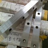 Cuchillo de trabajo del metal en la línea de Guillotining