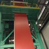 Colorir a bobina galvanizada Prepainted /Coil revestida PPGI da chapa de aço