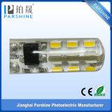360 lámpara del silicón 220V G4 LED del grado LED G4
