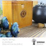Cadre de empaquetage coulissant fait sur commande Wholesale_L de cadeau en bois de couvercle de Hongdao