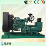 Potenza diesel elettrica di motore raffreddata ad acqua 125kVA Genset (6BTA5.9-G2)