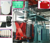 Macchina automatica piena dello stampaggio mediante soffiatura del serbatoio dell'HDPE
