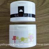 Bouteille en plastique ronde professionnelle pour le renivellement retirant des essuie-main