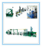70-90 ligne libre machine d'extrusion de câble d'halogène inférieur de fumée d'extrusion