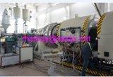 Máquina plástica da calibração do vácuo da tubulação