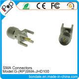 Conetor coaxial do RP SMA dos conetores Jhd100 para conetores de SMA