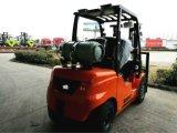 Chariot élévateur neuf d'émissions de gaz de LPG 3t d'essence