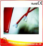 シリコーンTank Heater 230V 170W 620*58*1.5mm 1000mm Lead Wire