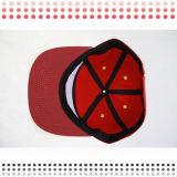 Impresión 5 sombreros del panel del casquillo 5 del Snapback del panel