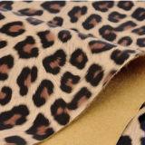 Form-reizvolles Leopard-Tiger-Muster Aborter PU-Leder für Beutel-Handtaschen-Kleider