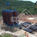 Anti Corrosion Mining Equipment Spiral Chute per Ore