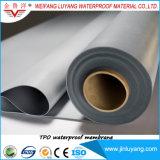 Membrana del material para techos de Tpo de la capa de Singl para la azotea inferior de la cuesta