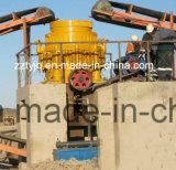 Оборудование конической дробилки минируя для продукции минирование конструкции