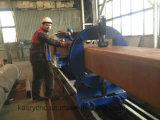 Hohler Tube&Round Rohr CNC-Plasma Loch-Ausschnitt und abschrägenmaschine