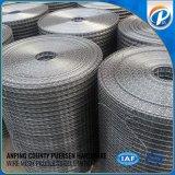 Гальванизированное цена сваренной сетки стального провода материальное