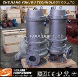Gruben-Gebrauch-vertikale elektrische versenkbare entwässernpumpe