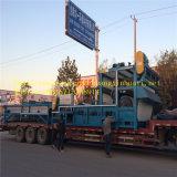 Máquina de secagem da lama para o tratamento de Wastewater industrial municipal