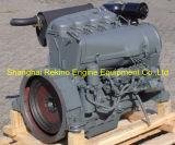 De Luchtgekoelde Dieselmotor van Deutz F4l912W voor de Lader van de Ondergrondse Mijnbouw