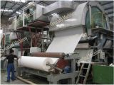 1880 Individual Cylinder Tissue Paper Making Machine Toilet Paper Equipment