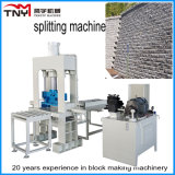 Mushroom elétrico Stone Making Machine para Split Face