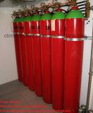 Cilindros de gás do dióxido de carbono