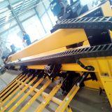 Máquina automática de solda plana de extremidade para aço Aliminum