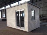 싼 휴대용 강철 콘테이너 집 또는 휴대용 집을 포장하는 20FT/40FT 겹