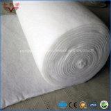 Geotêxtil longo da fibra do poliéster/tela tecida poliéster do filtro