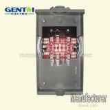 Tipo base rectangular de Ringless del contador de la quijada de Gtfp-200A 7