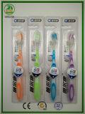 Zunge-Reinigungsmittel und Massage-Erwachsen-Zahnbürste