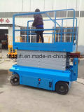 Piattaforma di sollevamento idraulica automotrice mobile del fornitore della Cina
