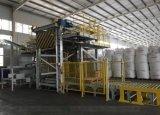 Puder-Beschichtung-Produktionszweig der Kapazitäts-300-500kg/H automatischer